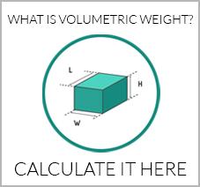 Worldwide Express Volumetric Calculator